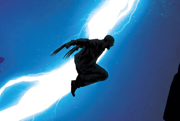 Flying Logan