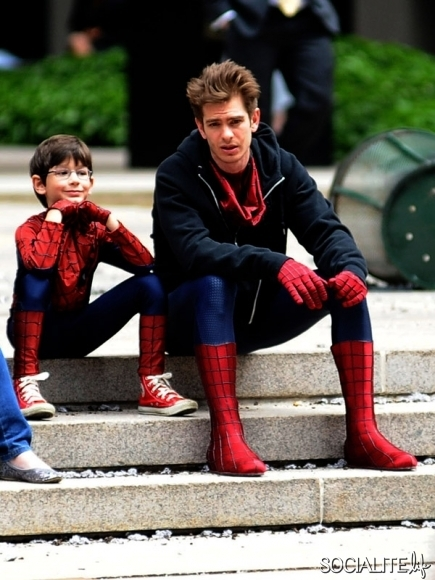 Spiderman and Son 2