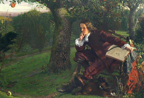 Issace Newton