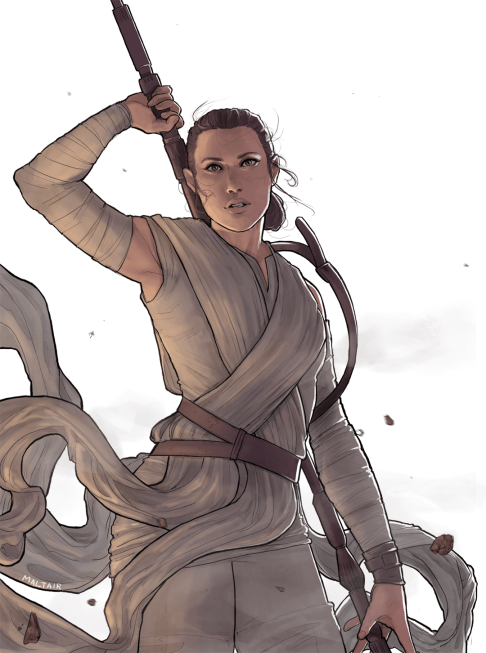 star-wars-the-force-awakens-rey-by-maltair