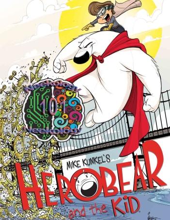 Epsiode #43 Mike Kunkel & Hero Bear jpg