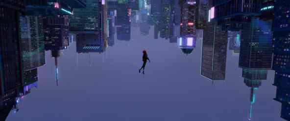Miles falling