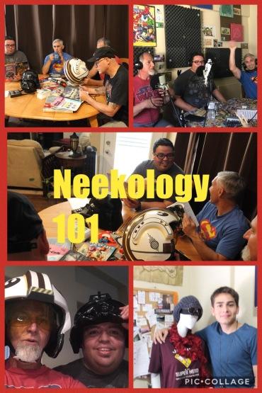 Neekology 101 September show