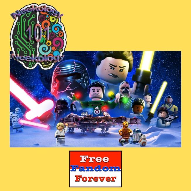 Ep 92 Star Wars LEGO Holiday Special